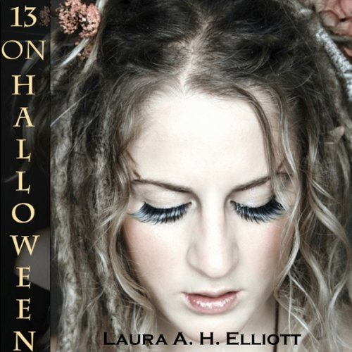 13 on Halloween audiobook cover art