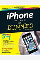 iPhone All-in-One For Dummies Paperback