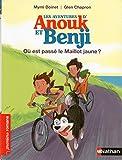 Anouk & Benji/Ou est passe le maillot jaune ? (Premiers Romans)