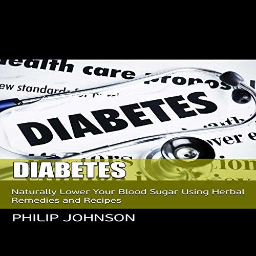 Diabetes audiobook cover art