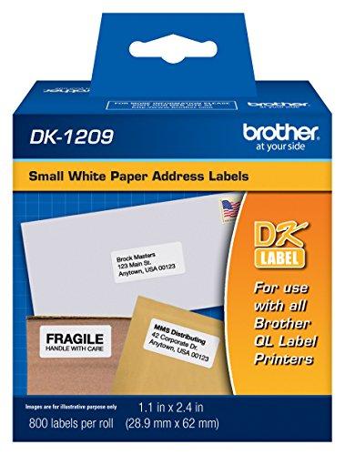 impresora ql-570 fabricante BROTHER