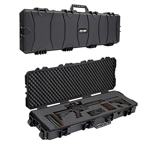 jOYjOB Hard Airsoft Gun Cases 40 inch with Foam IP67 IK08,...