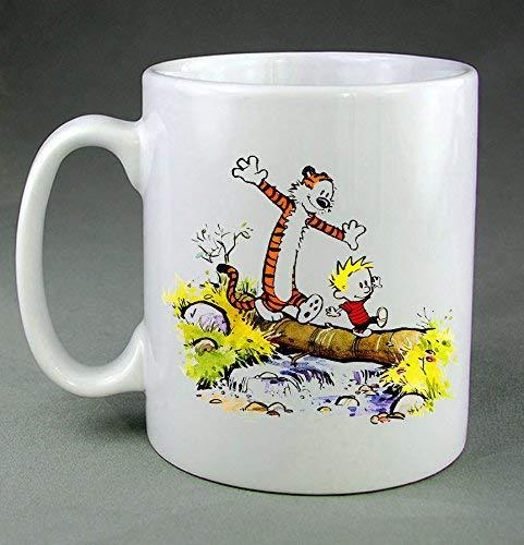 Calvin and Hobbes Kaffeetasse