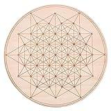 GORGECRAFT Tablero de Péndulo de Constelación Tablero de...