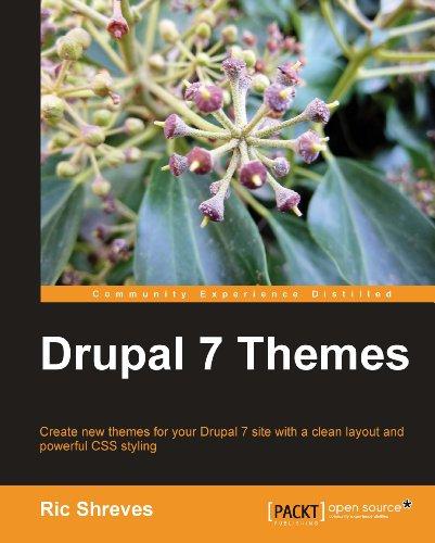 Drupal 7 Themes (English Edition)