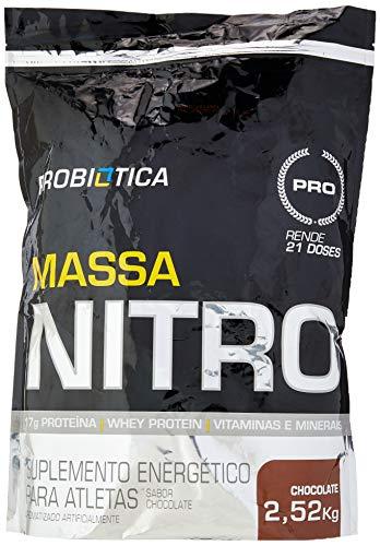 Massa Nitro, Probiótica, Chocolate, 2520G