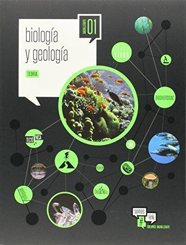Biología y Geología 1º Bachillerato (Somoslink)   9788426399588