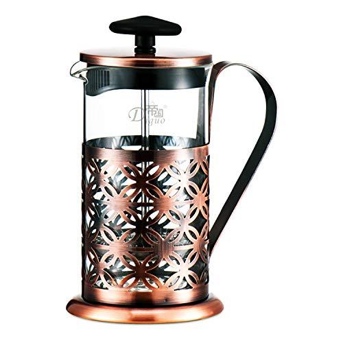 Cafetera émbolo Francesa Espresso y Tetera