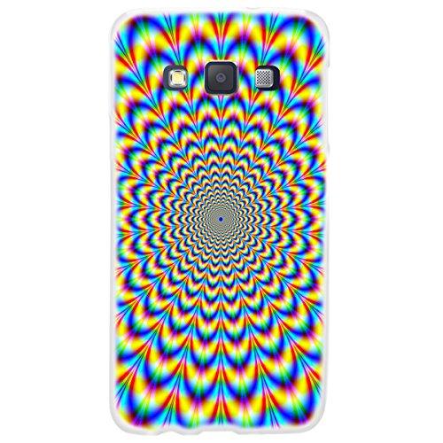 Ooh.Color 025609_ mab024Magie con Motivo Morbida in Silicone Bumper TPU Custodia per Samsung Galaxy A3A300Chiara