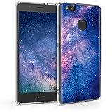 kwmobile Coque Huawei P9 Lite - Coque pour Huawei P9 Lite - Housse de téléphone en...