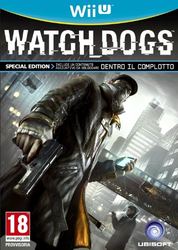Watch Dogs Special Edition - WiiU - PRE OWNED