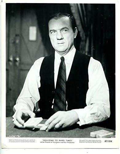 MOVIE Mail order PHOTO: Mail order cheap WELCOME TO HARD TIMES-1967-8 STILL-KARL MALDEN- X10