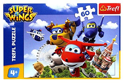 Puzzle Super Wings 60 piezas 🎉
