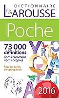 Larousse De Poche 2016 Dictionnaire Du Francais