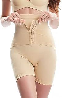 ملابس داخلية لتشكيل الجسم للنساء عالية الخصر رفع الورك قابل للتعديل (اللون: بني، المقاس: XXL)