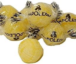 Yellow Lemon Napoleon Sour Bon Bons Candy 1LB Bag