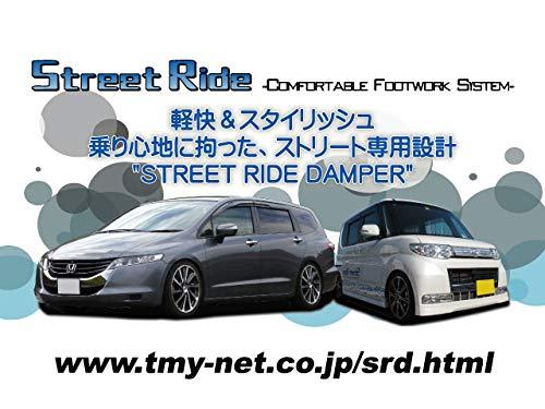 レーシングギア(RACINGGEAR)車高調整式ダンパー【SR】TYPE-K2(固定式)L150/L350SR-D501