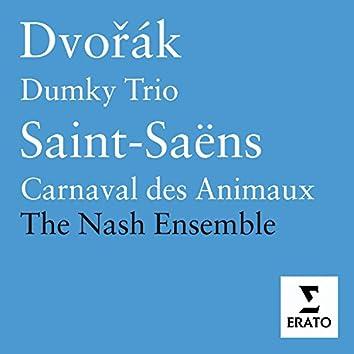 Dvorák/Saint-Saëns: Chamber Works