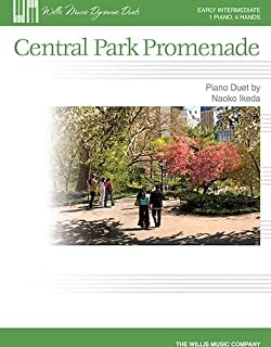 Central Park Promenade - Piano - SHEET