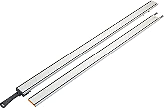 Bora WTX Clamp Edge and Straight Cut Guide for Circular Saws | 100 Inch Cutting Length (50