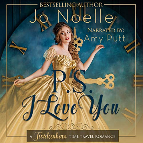 P.S. I Love You  audiobook cover art