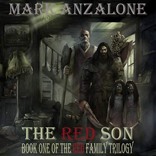 The Red Son Audiobook By Mark Anzalone cover art