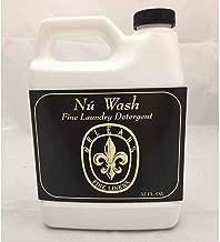 Orleans Home Fragrances Nu Wash Fine Laundry Detergent - Fine Linens - 32 Fl oz