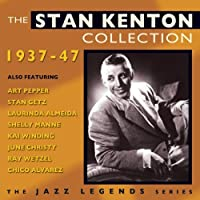 The Stan Kenton Collection 1937-47 by Stan Kenton (2013-08-11)