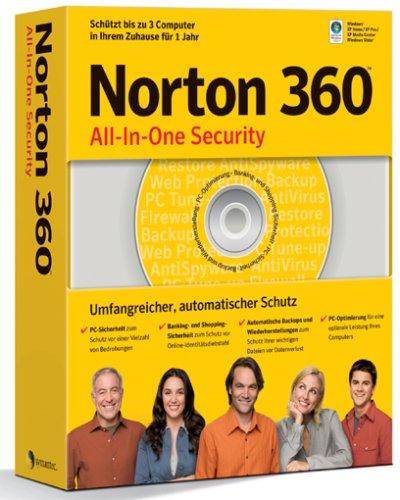 Norton 360 (3 User)