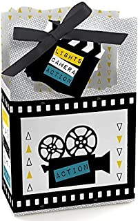 Movie - Hollywood Party Favor Boxes - Set of 12