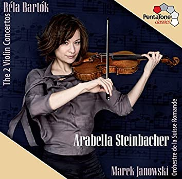 Bartok: The Two Violin Concertos