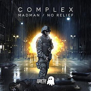Madman / No Relief