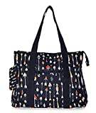 Ever Moda Arrow Tote Bag X-Large
