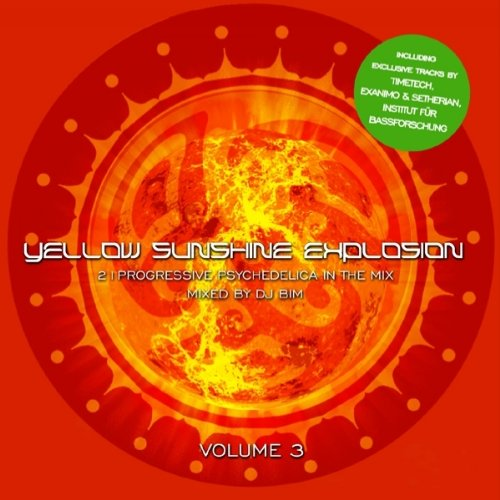 Yellow Sunshine Explosion Vol.3