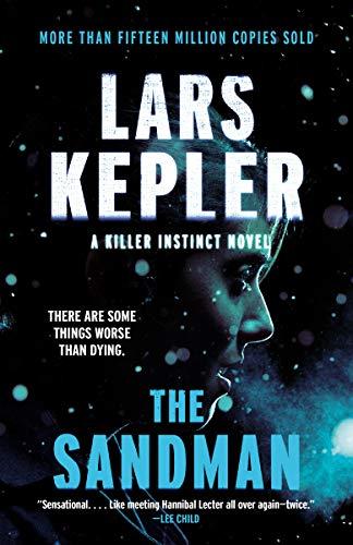 The Sandman: A novel (Joona Linna)