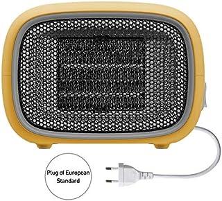 SADDPA Calentador Calentador eléctrico de Enchufe casero Portable Calentador Calentador práctico del Ministerio del Interior del hogar del Calentador de Ventilador del radiador Estufa