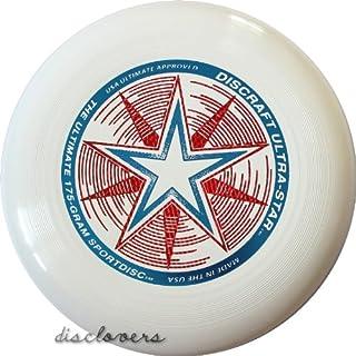 """175g Ultimate Frisbee /""""Fehldruck/"""""""