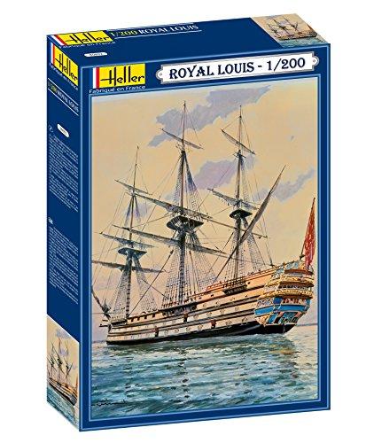 Heller 80892Modellino Royal Louis, Gioco