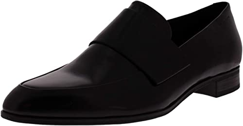 Mujer Vagabond Frances Work Office negro Polished Leather Smart zapatos