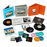 Teaser And The Firecat [Super Deluxe 4 CD/Blu-ray/2 LP/7