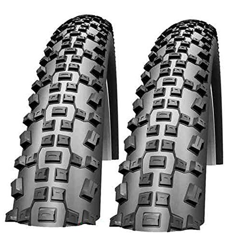 SCHWALBE Rapid Rob 26' x 2.10 Mountain Bike Tyres (Pair)