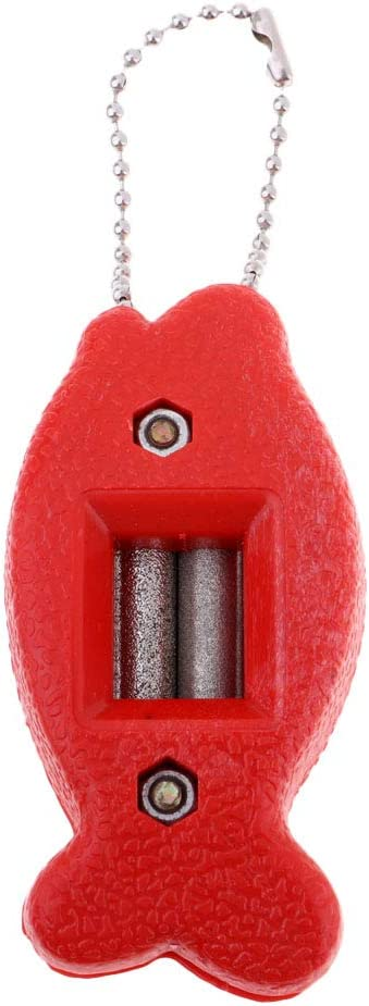Homyl Taille-Crayon Aff/ûteur Aiguiseur de Patins /à Glace