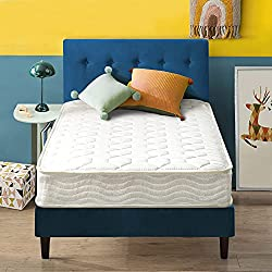 Sleep Master 6 Inch Spring Mattress