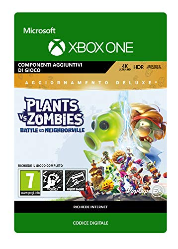 Plants vs. Zombies: Battle for Neighborville Deluxe Upgrade | Xbox One - Codice download