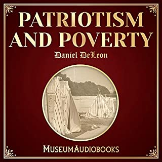 Patriotism and Poverty cover art