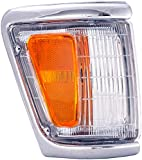 Dorman 1630684 Front Driver Side Turn Signal/Parking Light Assembly for Select Toyota Models