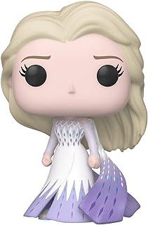 Funko Pop! Disney: Frozen 2 - Elsa (vestido de epílogo), Multicolor, 3.75 pulgadas, (modelo: 46582)