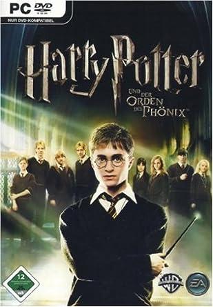 Harry Potter Und Der Orden Des Phonix Amazon De Games