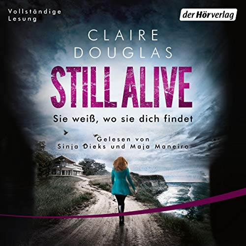 Still Alive - Sie weiß, wo sie dich findet Titelbild