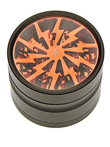 After Grow Thorinder 6 cm mit Ninja Tool Reinigungswerkzeug - schwarz/orange - Head&Nature Smokeshop